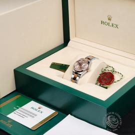 RO22235S Rolex Ladies Datejust Box