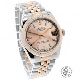 RO22635S Rolex Ladies Datejust Dial