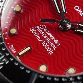 OM22382S Omega Ladies Seamaster Pro Close 4