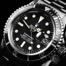 RO21817S Rolex Submariner Date Close2