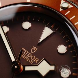 TU22007S Tudor Heritage Black Bay Bronze Close3