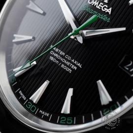 OM21643S Omega Seamaster Aqua Terra Close5