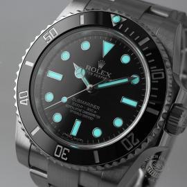RO21285S Rolex Submariner Non Date Close1