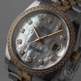 RO21255S Rolex Datejust Close1