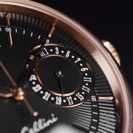 21396S Rolex Cellini Date 18ct Everose Close8 2