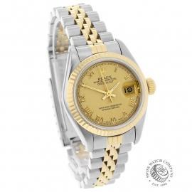 RO22123S Rolex Ladies Datejust Dial 1