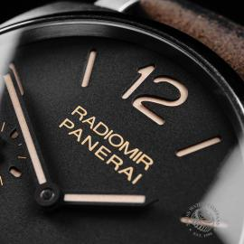 PA22171S Panerai Radiomir 1940 3 Days Titanium Close3