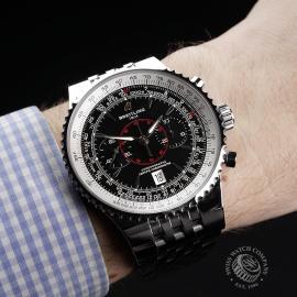 BR22275S Breitling Montbrillant Legende Wrist