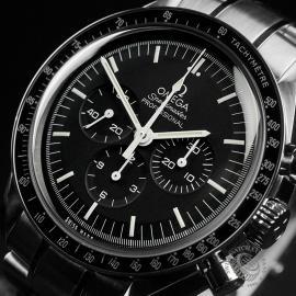 OM22330S Omega Speedmaster Pofessional Moonwatch Close2