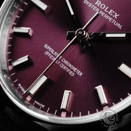 RO22071S Rolex Oyster Perpetual 34 Close4
