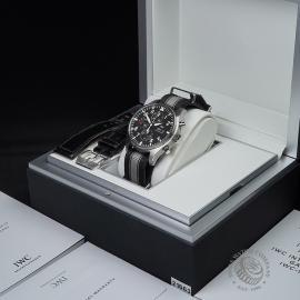 IW21663S IWC Pilots Chronograph Box