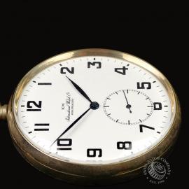 IW844F IWC Vintage 'Kriegsmarine' Pocketwatch Close7