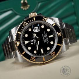 RO22521S Rolex Submariner Date Close 8 1