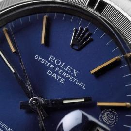 RO1891P Rolex Date Vintage Oyster Perpetual Close3 1