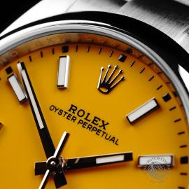 RO22043S Rolex Oyster Perpetual 41 Close3 1