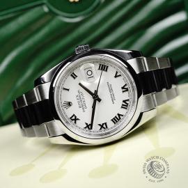 RO21850S Rolex Datejust 36 Close10