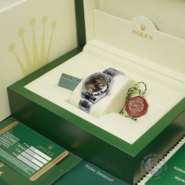 RO22610S Rolex Ladies Datejust Midsize Box 1