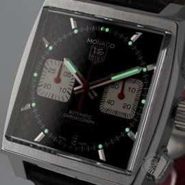 21489S Tag Heuer Monaco Calibre 12 Limited Edition Close10