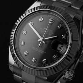 RO22644S Rolex Datejust II Close10