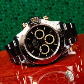 RO1901P Rolex Cosmograph Daytona 'Zenith' Close10