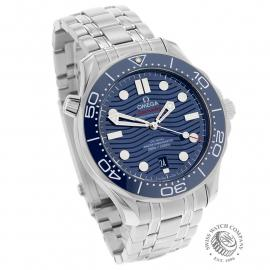 OM21805S Omega Seamaster Professional 300M Dial