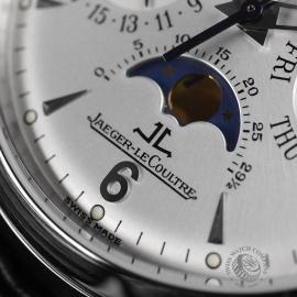 21383S Jaeger LeCoultre Master Control Perpetual Calendar Close8