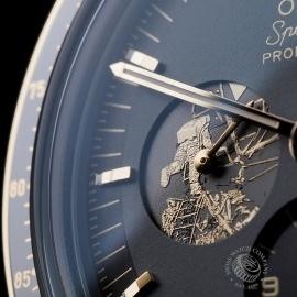 OM21658S Omega Speedmaster Apollo 11 50th Anniversary Limited Edition Close5