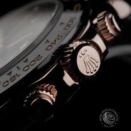 RO22335S Rolex Daytona Everose Ceramic Close8