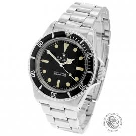 RO21182S Rolex Vintage Submariner Back