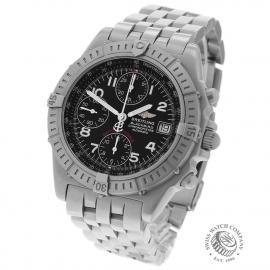 BR22647S Breitling Chronomat Blackbird Back 1