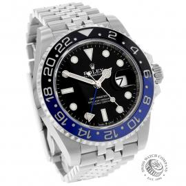 RO22046S Rolex GMT Master II Dial