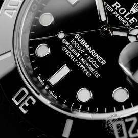 RO1945P Rolex Submariner Date Ceramic 41mm Unworn Close5 1