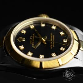 1873P Rolex Ladies Oyster Perpetual Close4