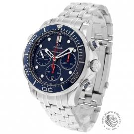 Omega Seamaster Professional Chronograph Co Axial