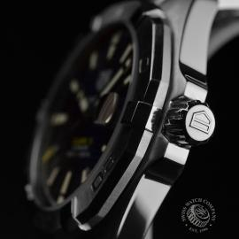 TA21065S Tag Heuer Aquaracer Calibre 5 Close3