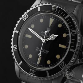 RO22567S Rolex Submariner Non-Date Close1