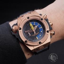 HU1885P Hublot King Power Oceanographic 1000 King Gold Wrist