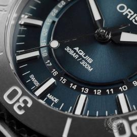OR22678S Oris Aquis Source Of Life Limited Edition Close2 1