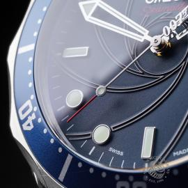 OM21529S Omega Seamaster James Bond 007 Limited Edition Close6 1