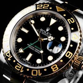RO22314S- Rolex GMT-Master II Close 2