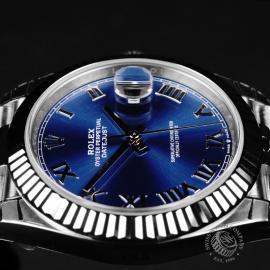 RO22025S Rolex Datejust 41 Unworn Close6 1