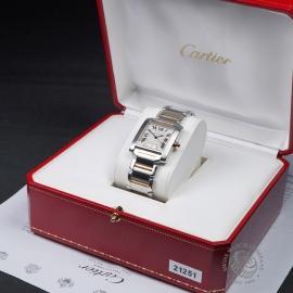 CA21251S Cartier Tank Francaise Large Size Box