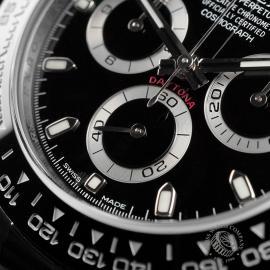 RO22397S Rolex Cosmograph Daytona Cerachrom Bezel Close4