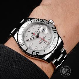 RO22402S Rolex Yacht-Master Wrist