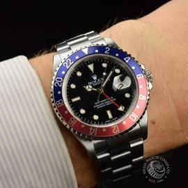 RO21103S Rolex GMT Master II Wrist