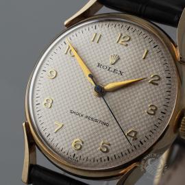 RO-800F Rolex Vintage 9ct Close 1