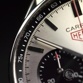 TA20314S TAG Heuer Carrera Calibre 17 Automatic Close1