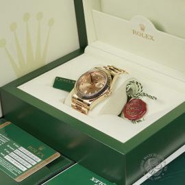 RO22541S Rolex Day-Date II 18ct Box 1