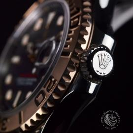 21427S Rolex Yachtmaster 40mm Close1