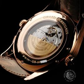 GP22191S Girard Perregaux World Time Chronograph 18ct Close9